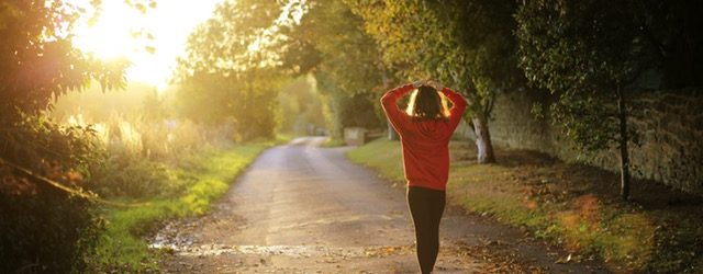 salir a trotar un hábito para madrugar