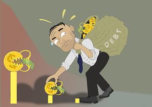 deudas al empezar a emprender
