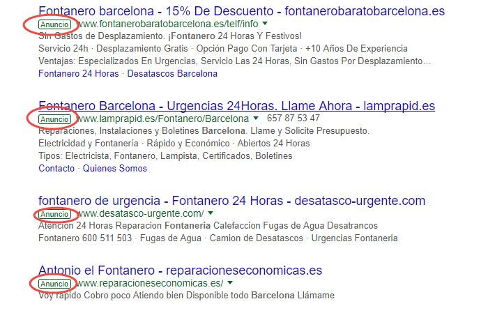 SEM de inicio Cómo aumentar la visibilidad de un negocio local en Google