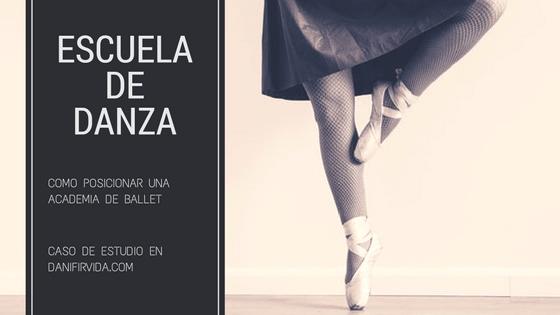 posicionar escuela de danza en Sabadell