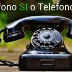 ¿Pongo el Teléfono como contacto de mi negocio?